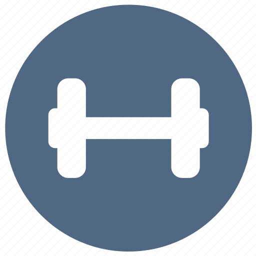 dumbbell, fitness, gym, power, workout icon