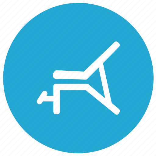 bench press, exercise, fitness, gym, workout icon