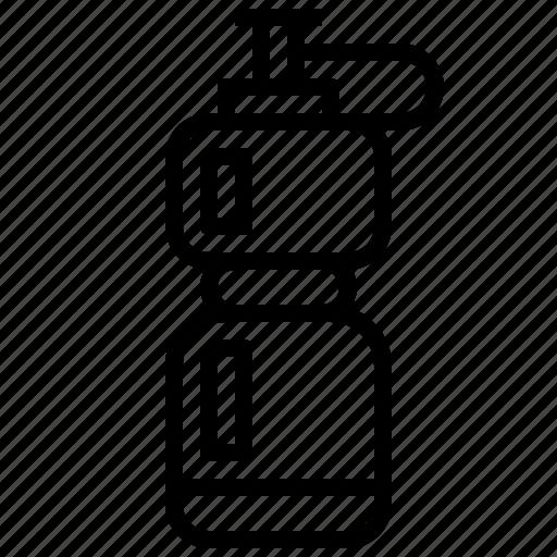 bottle, drink, food, healthy, hydratation, water icon