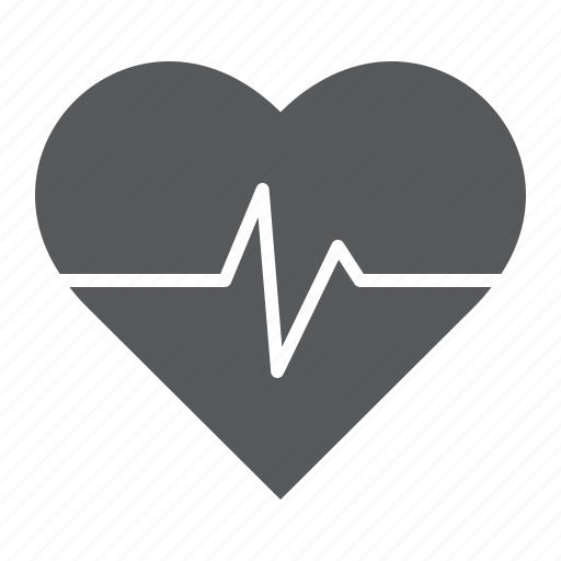 beat, cardio, heart, heartbeat, medical, pulse, rate icon