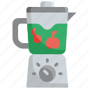 blender, exercise, fitness, fruit, gym, health, workouts icon