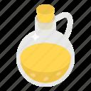bottle, cooking oil, oil, olive oil, vegetable oil icon
