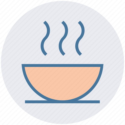 Bowl, chinese soup, health, hot, hot food, snack, soup icon - Download on Iconfinder