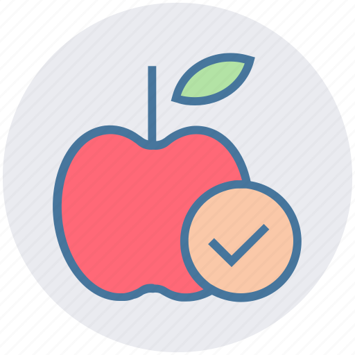 apple, eating, fitness, fitness fruit, health, healthy food, healthy life icon