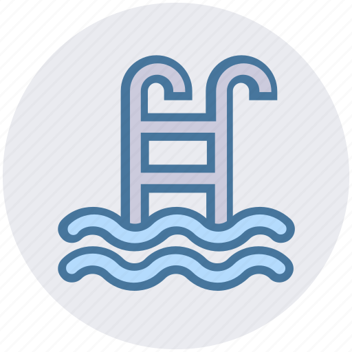 diving, fitness, pool, sports, swimming, swimming pool, water icon