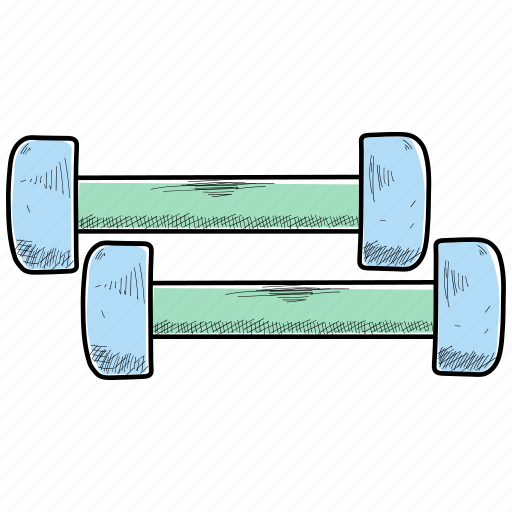 Barbell, dumbbells, fitness, gym, muscles, sports, weight icon - Download on Iconfinder