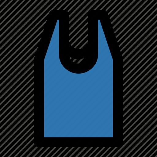 shirt, singlet, underwear icon