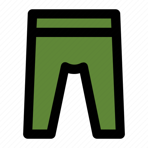 breeches, training, trousers icon