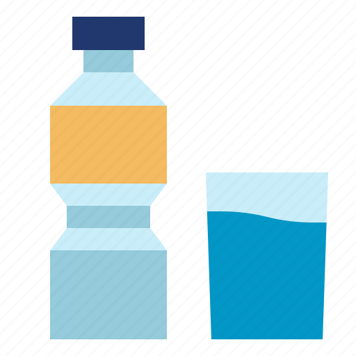 drink, mineral, water icon