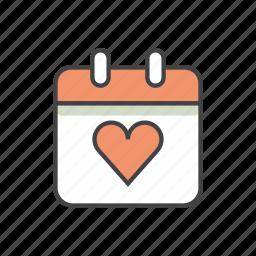calendar, date, exercise, milestones, plan, schedule icon