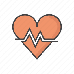 beat, cardio, doctor, fitness, healthcare, healthy, heart icon