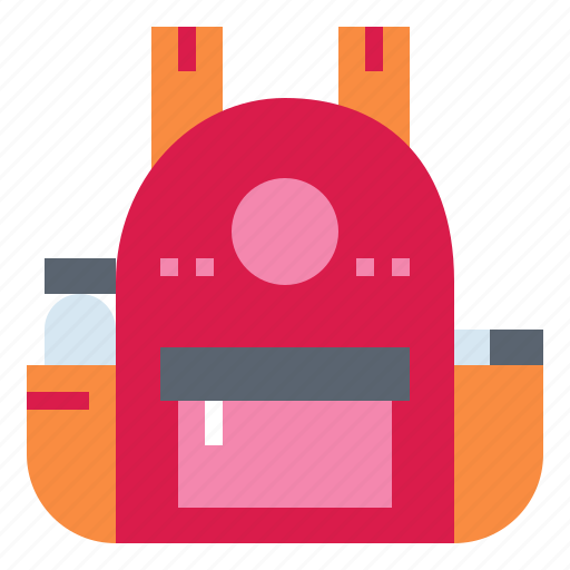 Backpack, gym, luggage, wellness icon - Download on Iconfinder