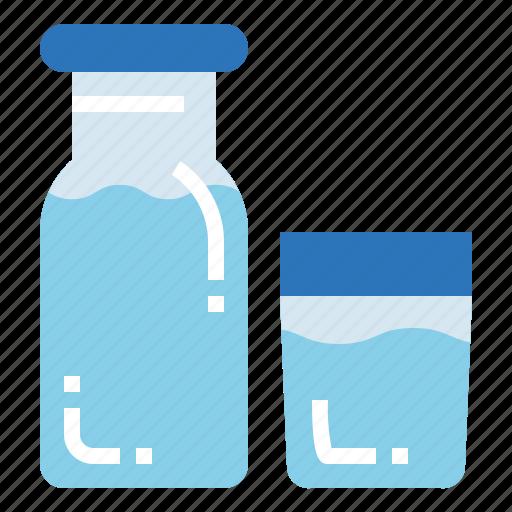 Breakfast, drink, food, healthy, milk icon - Download on Iconfinder