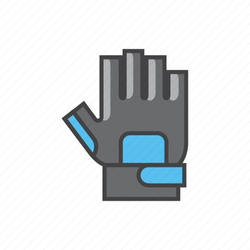 equipment, fitness, glove, hand, protection, safety, tool icon