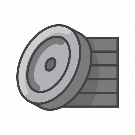 barbell, equipment, exercise, powerlift, sport, tool, weight icon