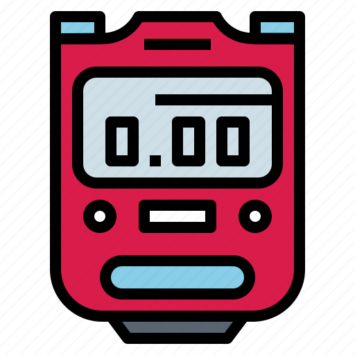 chronometer, interface, stopwatch, timer icon