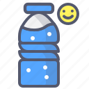 bottle, drink, hydrate, sport, water icon