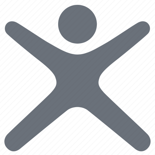 exercise, exercising, fitness, health, jump, perfect condition, pika, simple, stamina icon