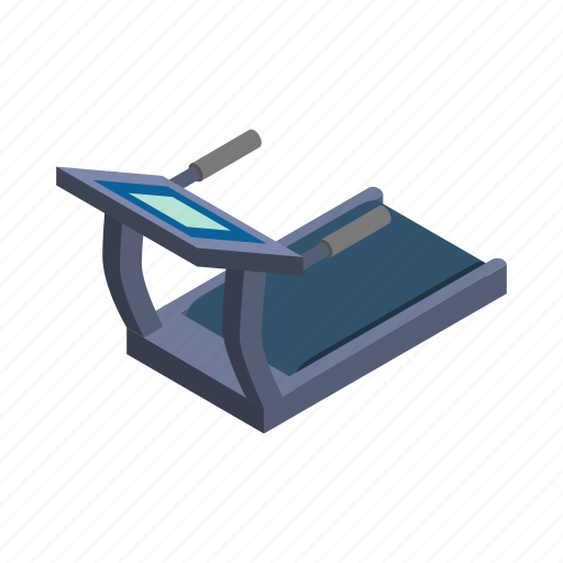 equipment, fitness, gym, health, isometric, sport, treadmill icon