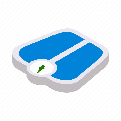 balance, fitness, health, isometric, lifestyle, scale, weight icon