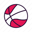 basketball, sport, sport equipment, training icon