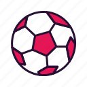football, sport, sport equipment, training icon