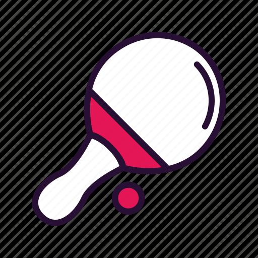 sport, sport equipment, table tennis, tennis icon
