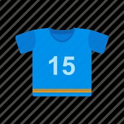 apparel, fashion, shirt, sport, sports, sportswear, t-shirt icon