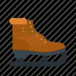 ice, people, skate, skates, skating, sport, winter icon