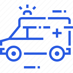 aid, ambulance, emergency, first, hospital, medicine, vehicle icon