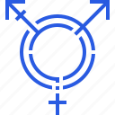 female, male, medicine, sex, sexology, sign, transgender icon