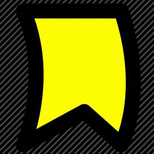 flag, label icon
