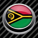 circle, country, flag, flags, nation, national, vanuatu