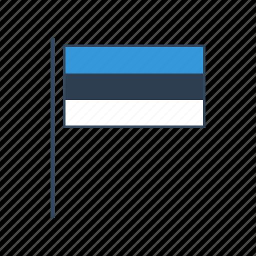 estonia, europe, flag icon