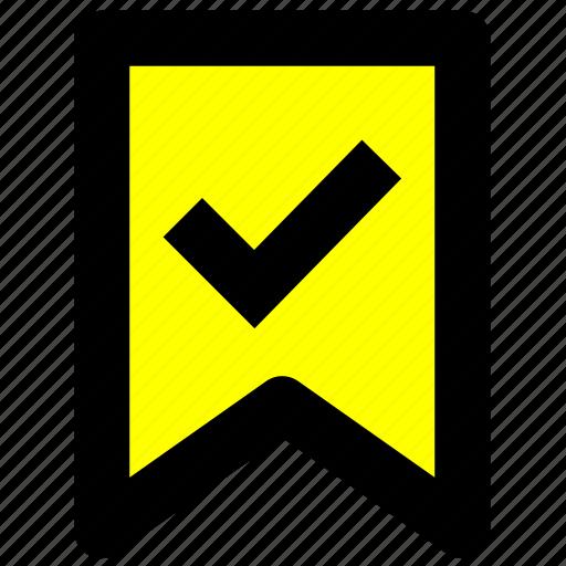 flag, important, label icon