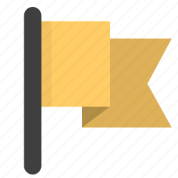 advice, flag, important, mark, notification, sign icon
