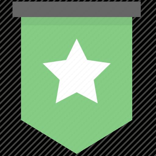 awards, flag, mark, member, vip icon