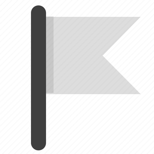 flag, important, location, mark, notification, sign icon