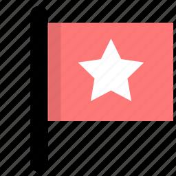 advice, flag, important, label, location, mark, notification icon