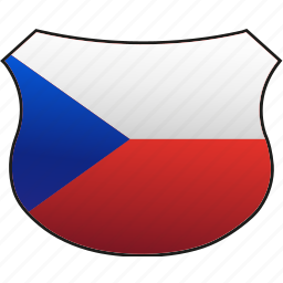 czech, flag icon