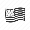 usa, country, united states of america, nation, flag, washington dc