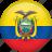 circle, country, ecuador, flag, nation, national icon