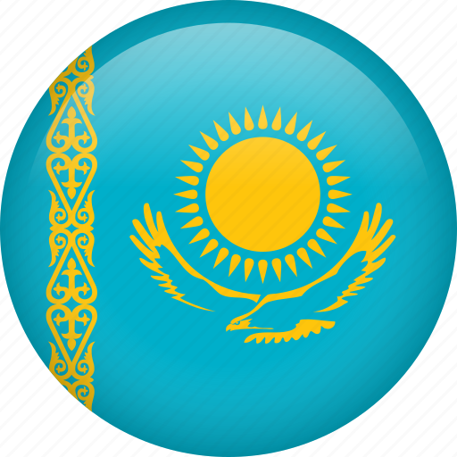 Slikovni rezultat za Kazakhstan CIRCLE FLAG