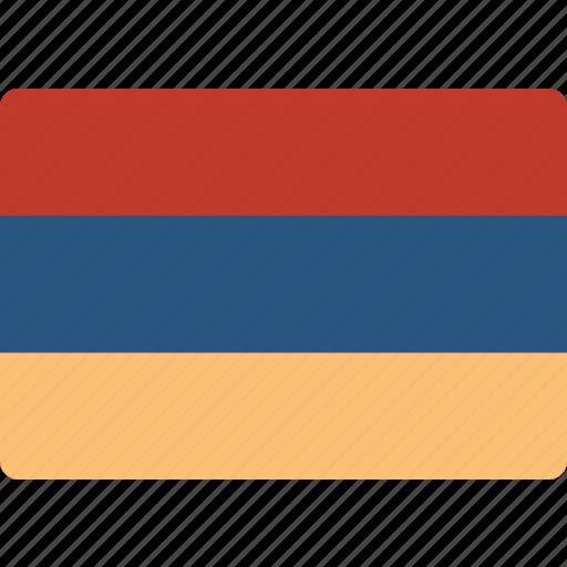 amernia, country, flag, international icon