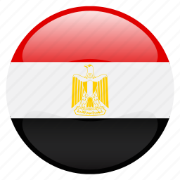egypt, flag, مصر icon