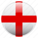 england, flag icon