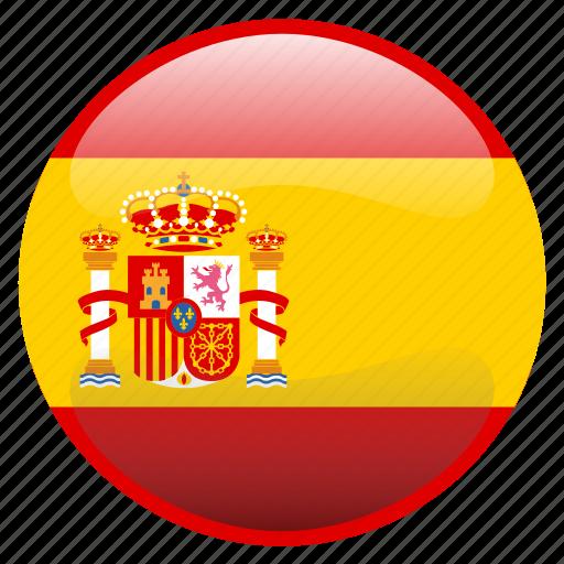 españa, flag, spain icon