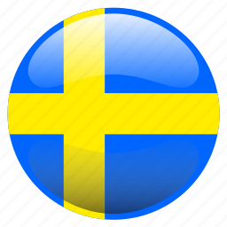 flag, sverige, sweden icon