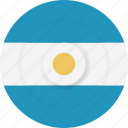 argentina, country, flag, geography, national, nationality