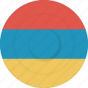 armenia, country, flag, geography, national, nationality